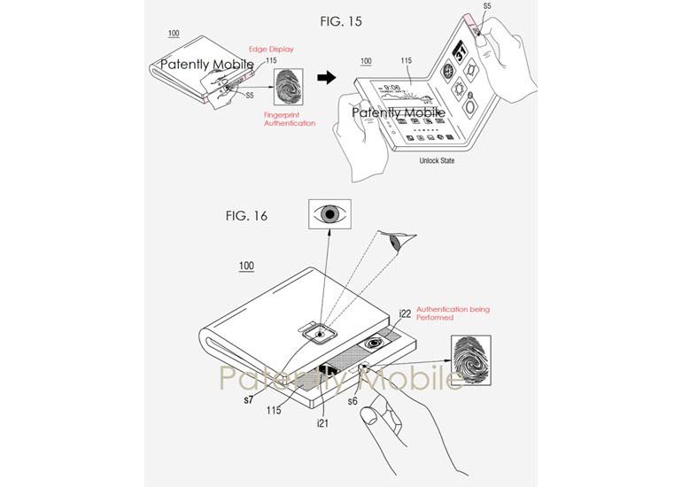 Samsung'un Yeni Katlanabilen Telefon Hayalleri!