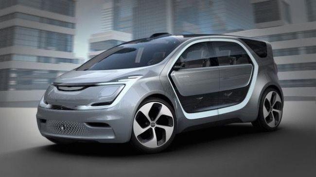 Otomobillerin Geleceği CES 2017'de Ortaya Çıktı