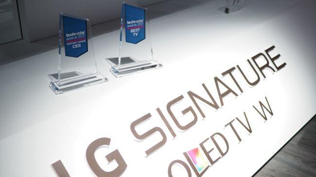 En iyi gösteri: LG OLED W7 Signature Serisi TV