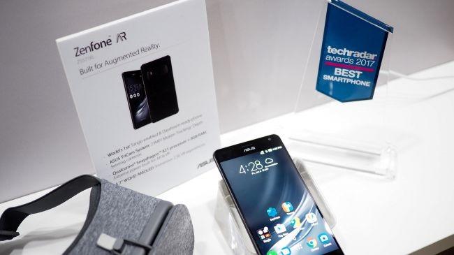 En iyi telefon: Asus Zenfone AR