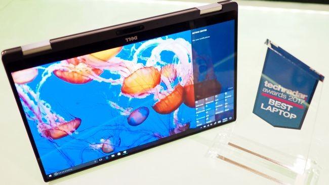 En iyi laptop: Dell XPS 13 2-in-1