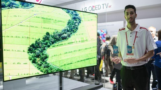 En iyi TV: LG OLED W7 Signature Series