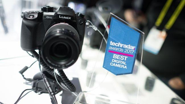 En iyi dijital kamera: Panasonic Lumix GH5