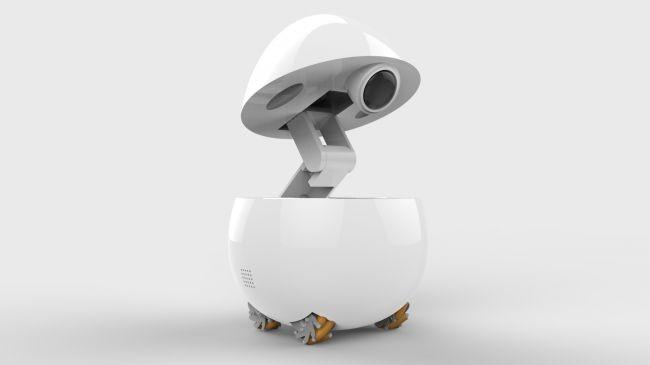 Panasonic'in yardımcı projektörü