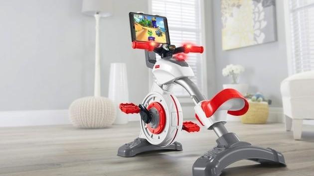 Fisher-Price akıllı bisiklet