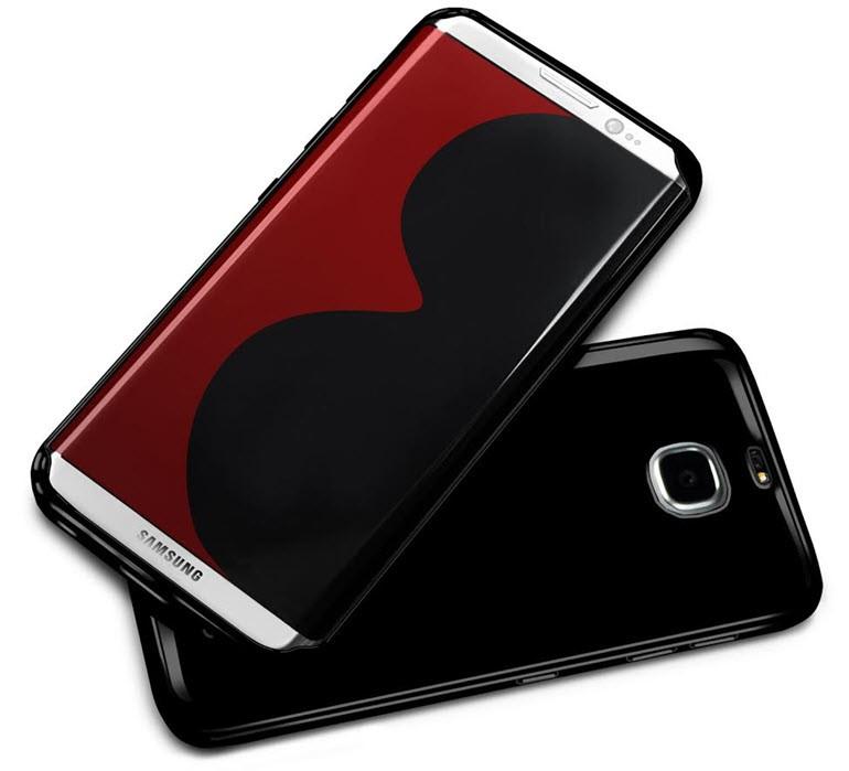 Galaxy S8 Edge ve Galaxy S8'in Görselleri Sızdırıldı!