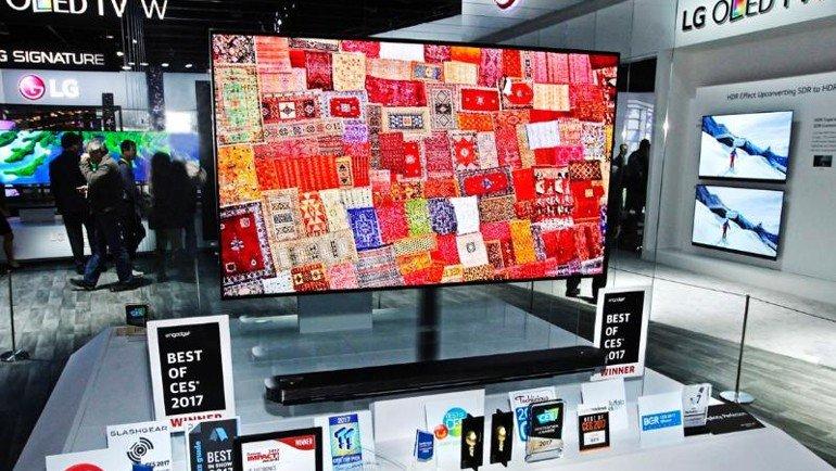 Akıllı evler LG teknolojisiyle başka boyuta taşınıyor