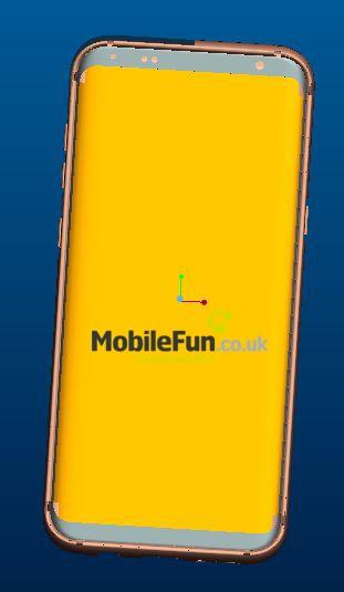 """Galaxy S8'de Bir """"Bixby Düğmesi"""" Olabilir!"""