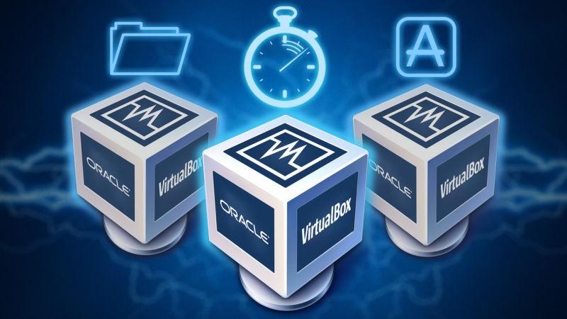 4. VirtualBox (Ücretsiz)