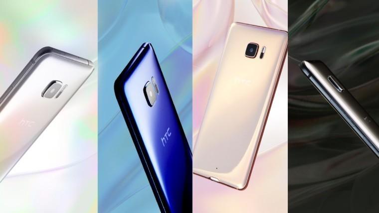 HTC'den Yeni Amiral Gemisi Telefon Geliyor!