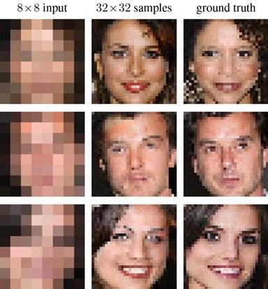 Google Brain, Pikselli Görüntüyü Böyle Büyüttü!