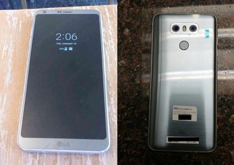 LG G6'da İki 13 Megapiksellik Kamera Olacak!