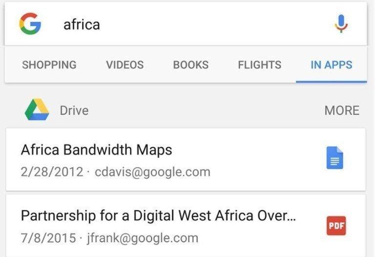 Google Drive Dosyalarınızı Android Üzerinden Bulun