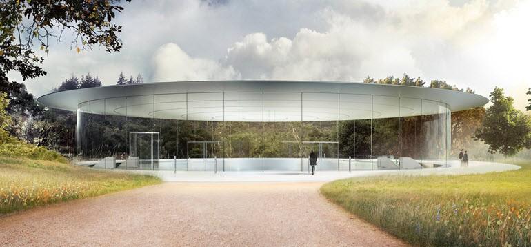 Apple Park, Nisan'da Açılıyor!