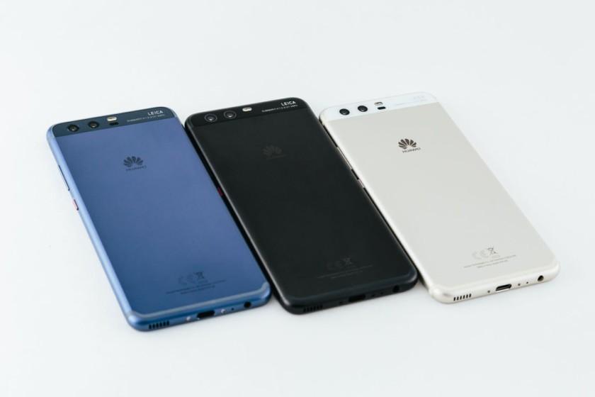 Huawei P10 ve P10 Plus MWC'de Tanıtıldı!