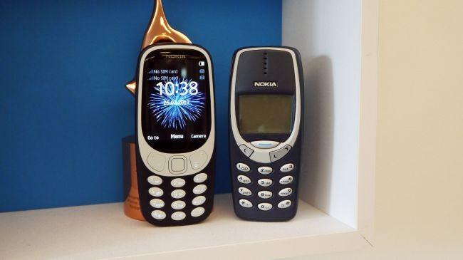 Yeni Nokia 3310, Yılan Oyunuyla Birlikte Geldi!
