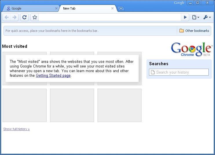 1. Microsoft Edge yerine Google Chrome