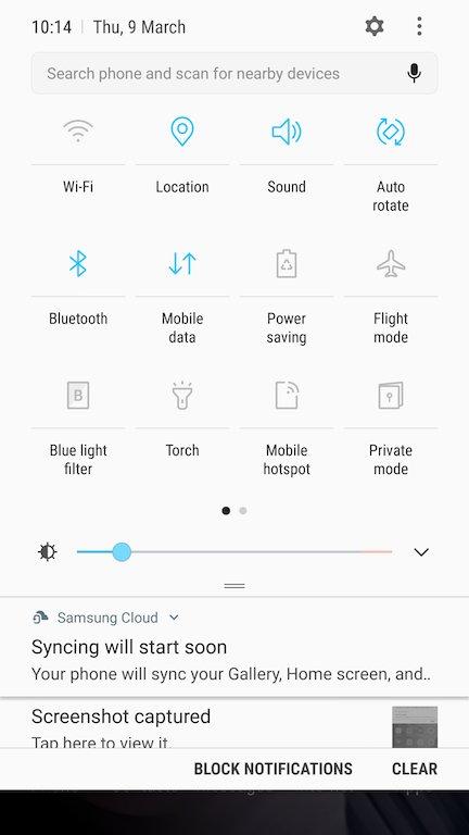 Galaxy S6 ve S6 Edge, Nougat'a Güncelleniyor!