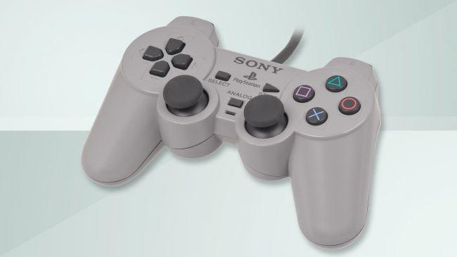 6. Sony DualShock (1997/1998)