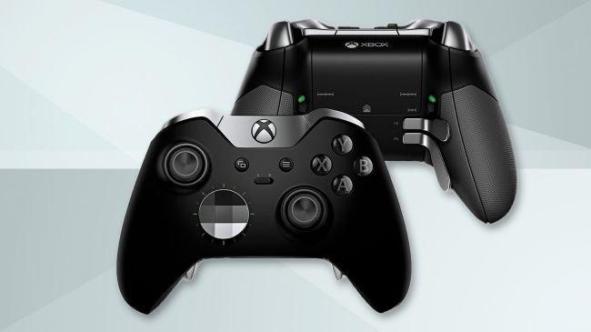 4. Xbox One Elite pad (2015)