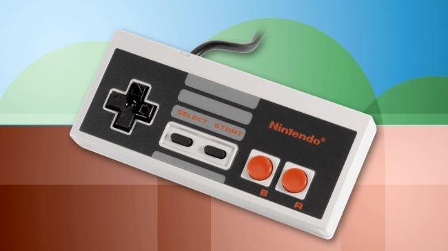 1. NES pad (1985)
