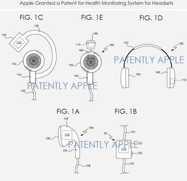 Apple, Sensörleri Kulaklıklara Sokuyor!