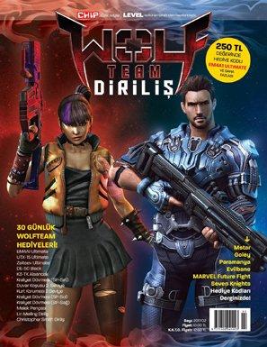 Wolfteam Dergisi bayilerde!