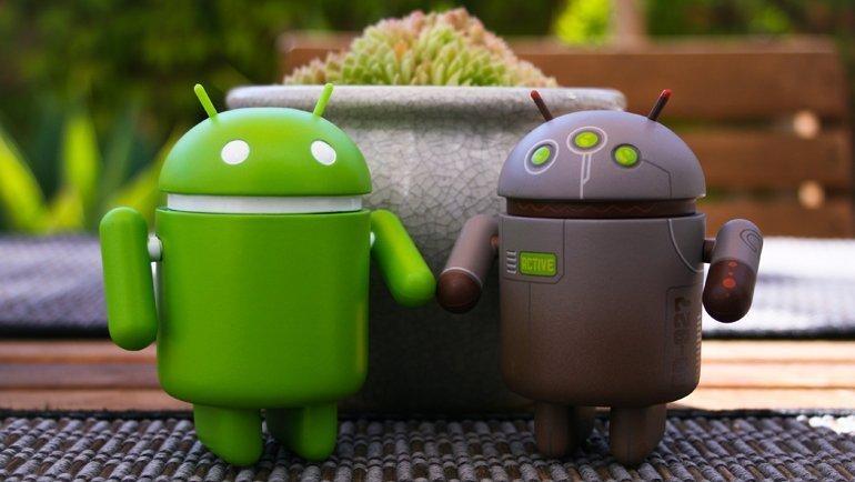 темна тема android q