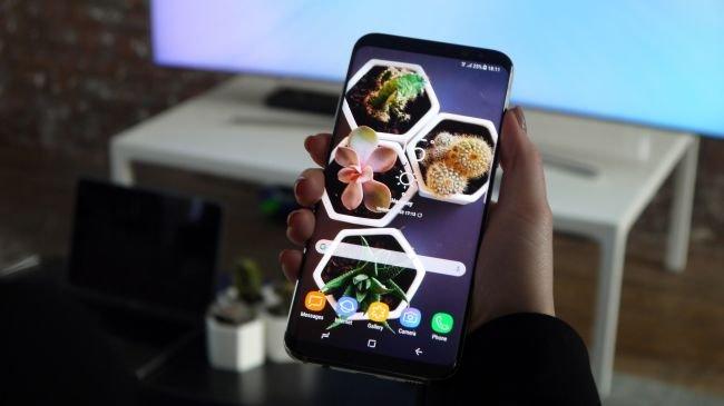 Ön inceleme: Samsung Galaxy S8!