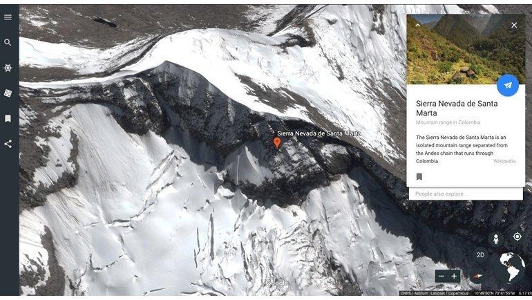 Google Earth Voyager ile Sonsuz Bir Dünya Deneyimi