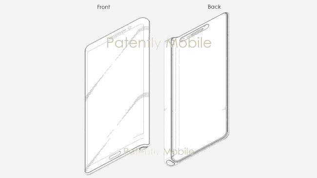 Galaxy Note 9, Böyle Bir Tasarımla Gelebilir!