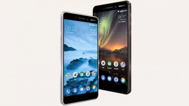 Nokia 6 (2018) Çin'de Piyasaya Sürüldü