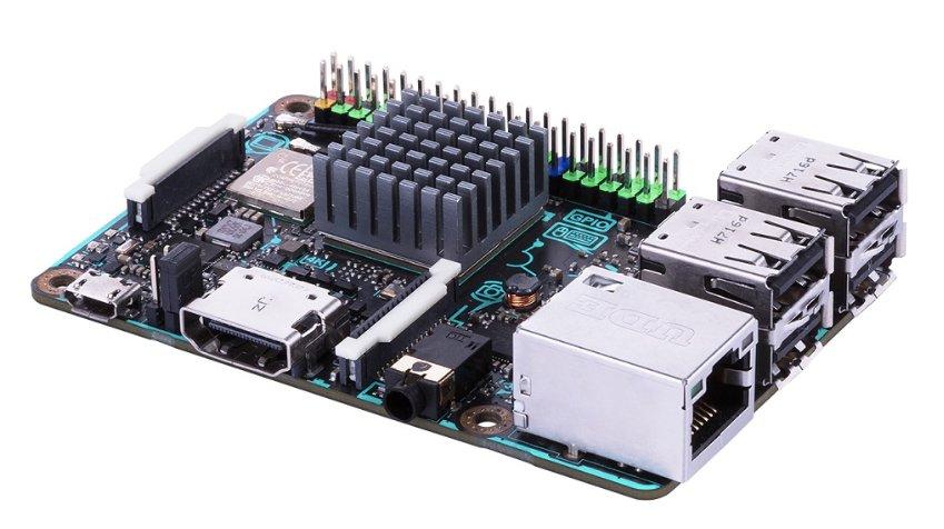 Asus'tan Raspberry Pi'ye rakip: Tinker Board S