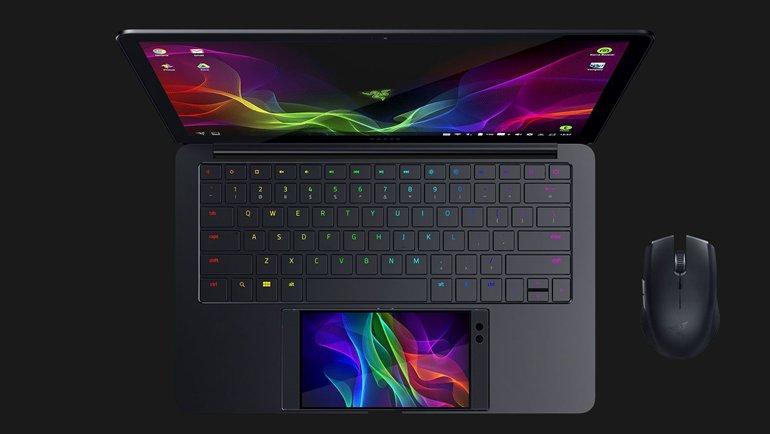 Razer'dan Laptop / Telefon Konsepti: Project Linda