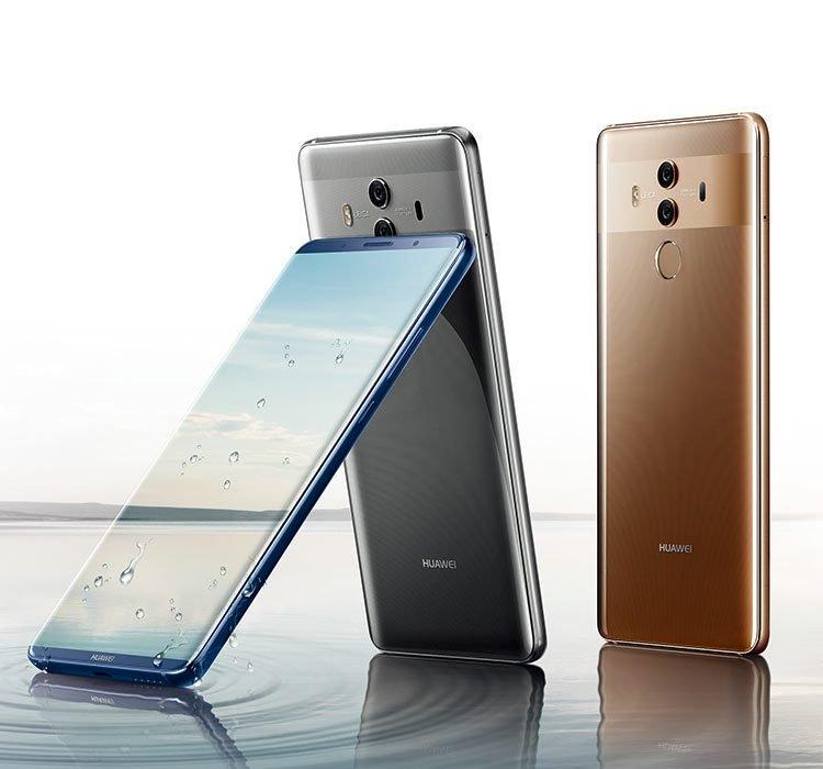 En iyi telefon - Huawei Mate 10 Pro