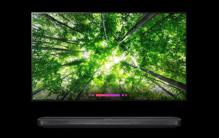 En iyi TV - LG W8 OLED