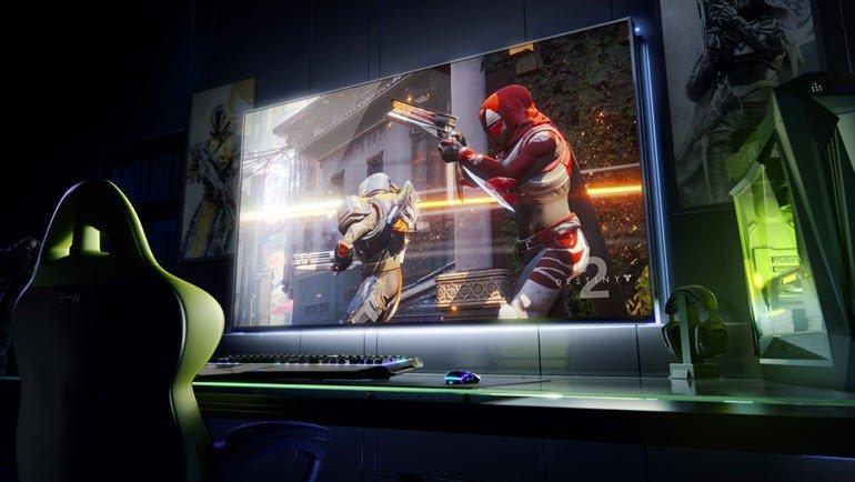 En iyi oyun cihazı - Nvidia BFGD