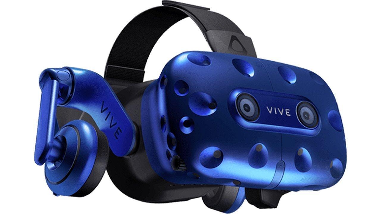 En iyi VR - HTC Vive Pro