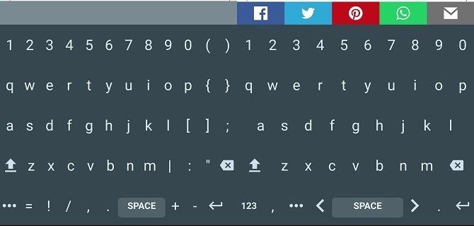 En İyi 4 Ücretsiz Android Klavye Uygulaması