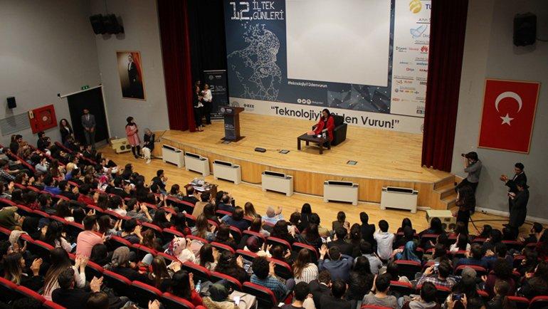 """Teknoloji'nin Enleri """"İLTEK Günleri"""" ile YTÜ'de!"""