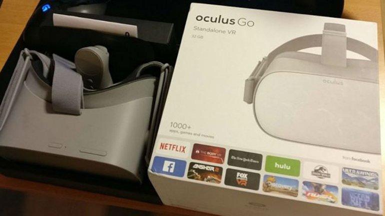 Oculus Go'dan İlk Gerçek Görüntüler Ortaya Çıktı!