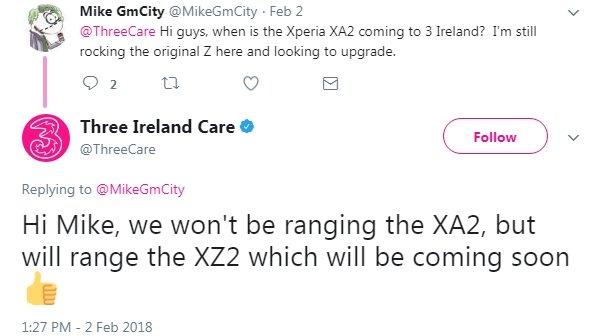Sony Xperia XZ2 'Yakında Geliyor'