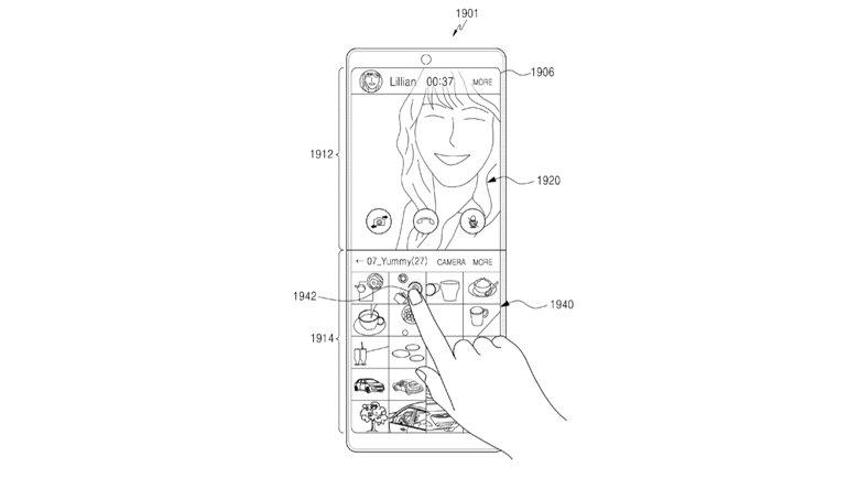 Samsung, Yeni Patentleri Galaxy X'te Kullanabilir