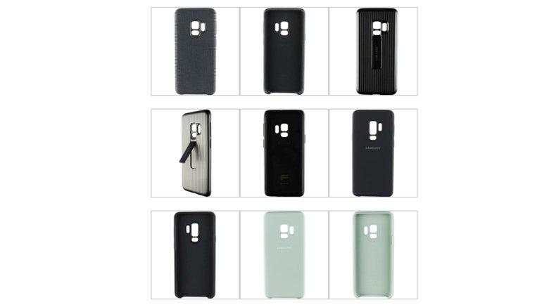 Samsung Galaxy S9'a Özel Yeni Kılıflar Göründü