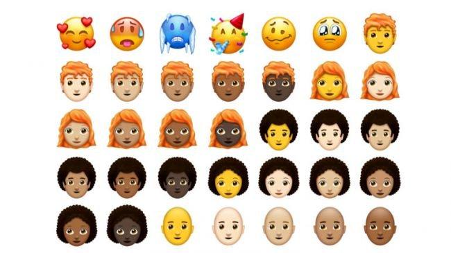 Bu Sene Göreceğimiz Yeni Emojiler!