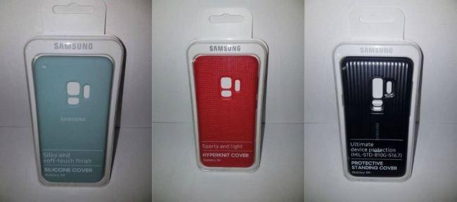 Galaxy S9'dan Yeni Resmi Kılıf Sızıntısı!