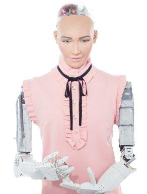 Robot Sophia 19 Nisan'da Sorularınızı Yanıtlayacak