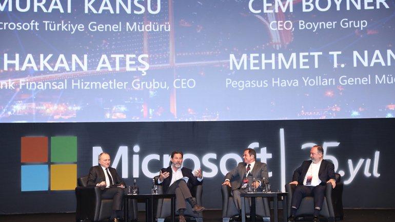 Microsoft, Teknoloji Zirvesi yüzlerce işletmeyi İstanbulda bir araya getirdi 31