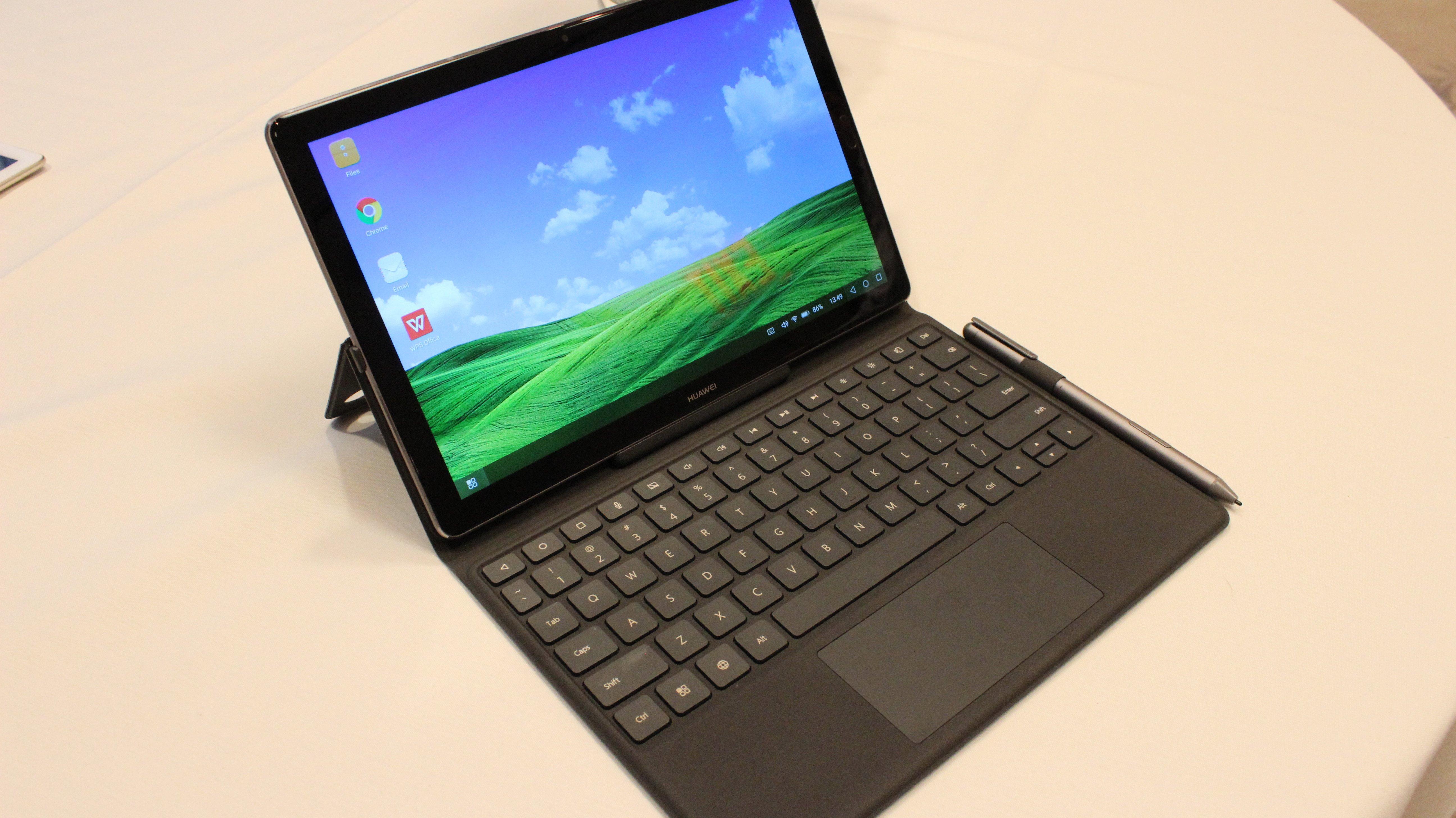Yeni Huawei MediaPad M5'ler ve Fazlası Tanıtıldı!