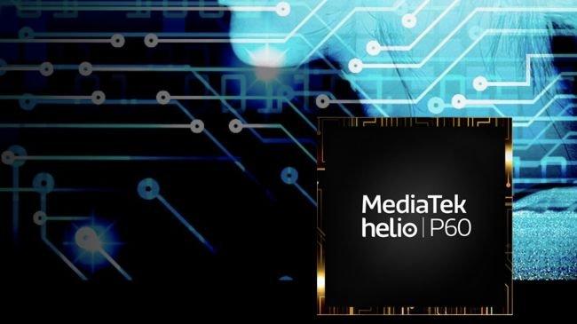 Yapay Zekalı MediaTek Helio P60 Tanıtıldı